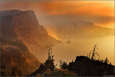 Cascade Range gallery thumbnail of the World Regions Landscapes Gallery