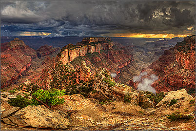 Colorado Plateau gallery thumbnail of the World Regions Landscapes Gallery