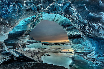 Iceland gallery thumbnail of the World Regions Landscapes Gallery