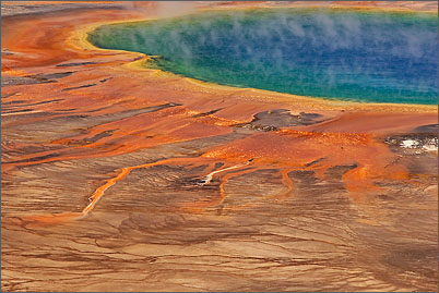 Yellowstone gallery thumbnail of the World Regions Landscapes Gallery